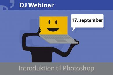 Webinar: Introduktion til Photoshop