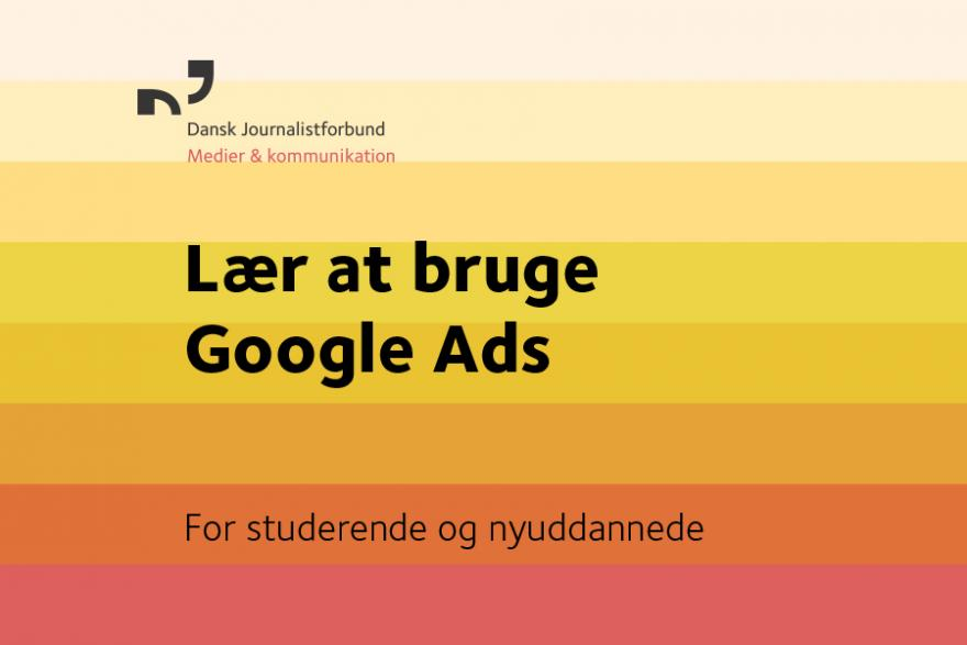Google Ads, Coverbillede