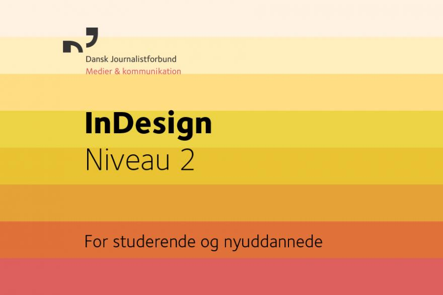 InDesign 2, coverbillede
